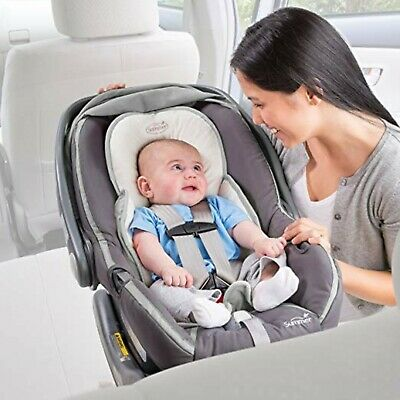 Baby Head Support Car Seat Infant Stroller Travel Pillow Neck Safety Soft Body