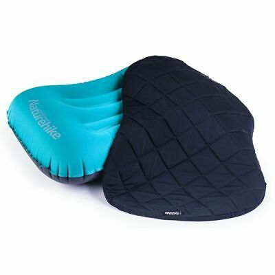 Inflatable Pillow Polyester Travel Outdoor Camping Ultra-light Portable Cushion
