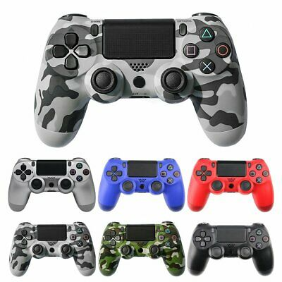 Wireless Bluetooth DualShock Playstation 4 Controller For Sony PS4 Gamepad TU