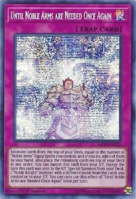 Until Noble Arms are Needed Once Again - MP19-EN225 - Prismatic yugioh konami
