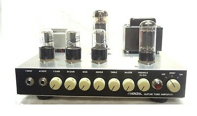 "FRENZEL FM-5A3 ""Retro Deluxe Plus 5A3"" Guitar Tube Amp"
