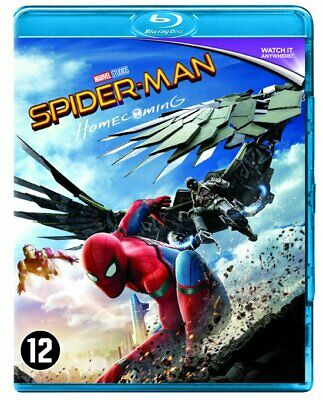 Spider Man - Homecoming (Blu Ray)