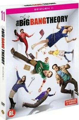 The Big Bang Theory - Saison 11 Version Francaise (DVD)
