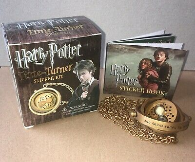 HARRY POTTER TIME Turner Silver Sand Chain Hermione Granger