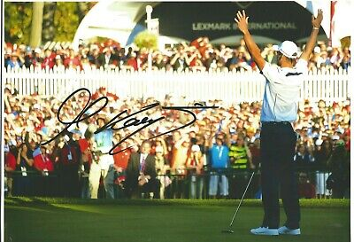Golf Martin Kaymer 8x12 Signed Colour Photo Pictured  COA