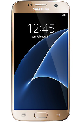 Samsung S7 32GB Gold Unlocked G930W8 Canadian Model Android Smartphone x