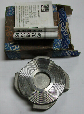 Gestra RK86A Stainless Check Valve New Surplus