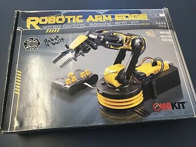 OWI-535 Robotic Arm Edge Previous Owned Wired Control