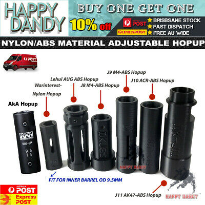 Hopup Gel Blaster HOP UP for Gen 8 9 10 11 M4 J10 ACR AK47 Lehui AUG InnerBarrel