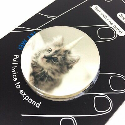 PopSockets Phone Grip Stand Holder Unicat Universal New Popsocket Pop Socket