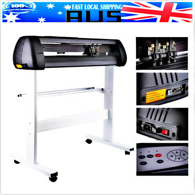 720mm 100-240V Vinyl Cutter With Stand Cutting Plotter Kits Contour Cut Plotte