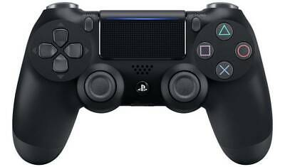 New Sony PS4 Official DualShock 4 wireless Controller V2 - Black UK