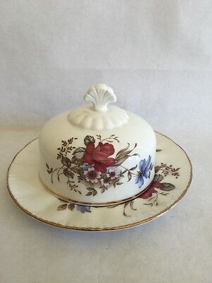 By Appointment To Her Majesty The Queen Paragon Fine Bone China Round Butter