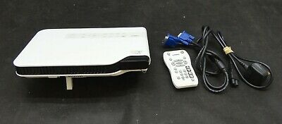 Casio XJ-A130V HDMI/VGA DLP Projector - Projects a good image - Lamp 6750 hrs