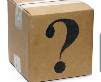 Mystery electronics, clothing, consoles, games, dvds and more...