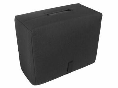 """Crate CA60D Acoustic Combo Amp Cover, 1/2"""" Padded, Black, Tuki Cover (crat001p)"""