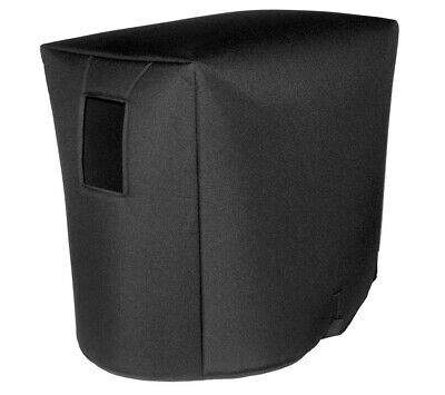 Crate Blue Voodoo 4x12 Straight Cabinet Cover, Black, Padding, Tuki (crate011p)