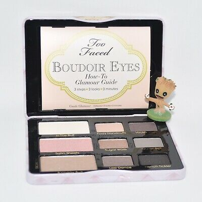 Too Faced Boudoir Eyes Eyeshadow Palette AUTHENTIC New in Box Full Size
