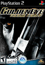 GoldenEye: Rogue Agent (Sony PlayStation 2, 2004) COMPLETE MGM INTERACTIVE PS2