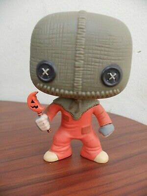 Funko Pop! Movies #57 Sam from Trick R' Treat (Loose) Vaulted/Retired/Rare