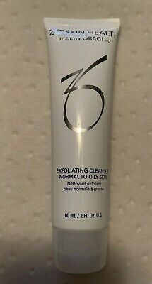 ZO Skin Health Exfoliating Cleanser Normal To Oily Skin 2oz New & Sealed