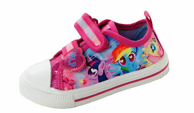 Girls My Little Pony Canvas Shoes
