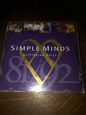Simple Minds: Glittering Prize 1981-1992 Cd Greatest Hits / The Very Best Of