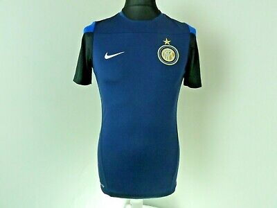 small INTERNAZIONALE INTER MILAN SHIRT training top ITALIA MODS ULTRAS