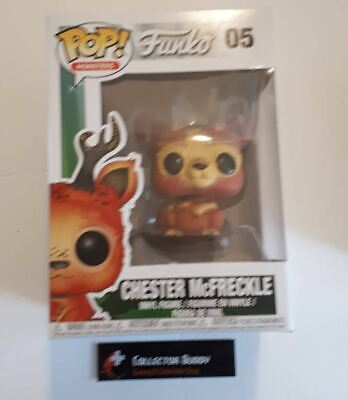 Funko Pop! Monsters 05 Wetmore Forest Chester McFreckle Pop Vinyl FU15163