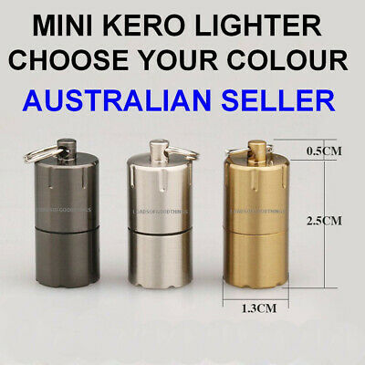 Lighter Mini Kero Zippo Fluid Waterproof Dolphin Brand Colour Options Camping