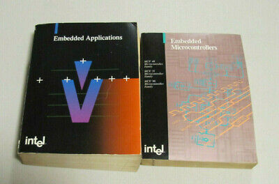 Intel Embedded Applications 1993/1994 and Intel Embedded Microcontrollers 1994