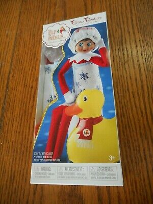 The Elf on the Shelf Claus Couture Collection Blizzard Bath Time Set New In Box