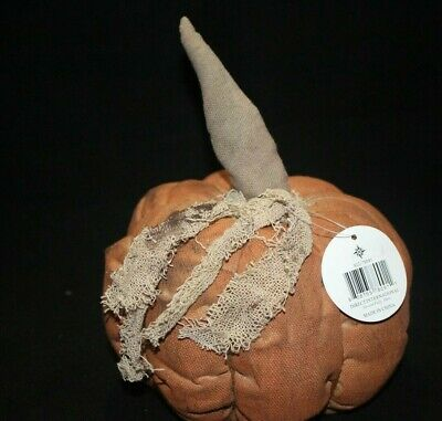 New Primitive Country Farmhouse Grungy Pumpkin Home Decor