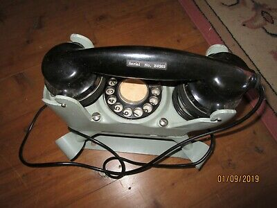 Vintage Navy Ships Phone  X 1 , Genuine New Never Used.