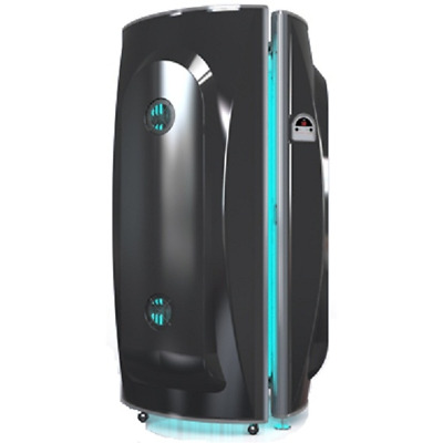 36 XS 220V Power Vertical Tanning Bed