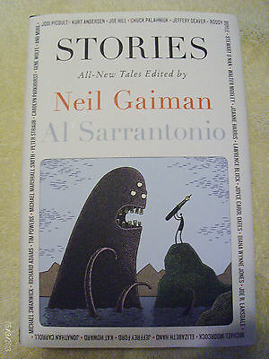 ***1st Printing***Stories edited by Neil Gaiman Al Sarrantonio Joe Hill (NEW)