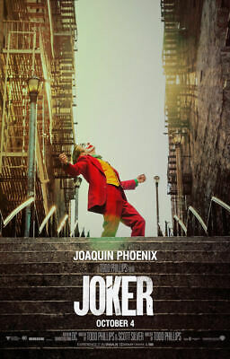 "Joker  ( 11"" x 17"" ) Movie Collector's Poster Print"