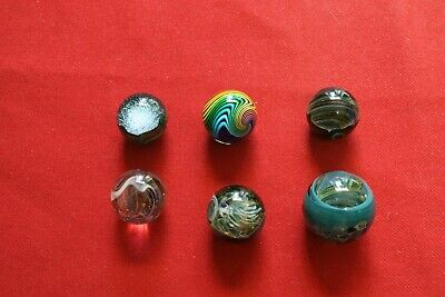 Marbles, Billes, Collection Art Glass