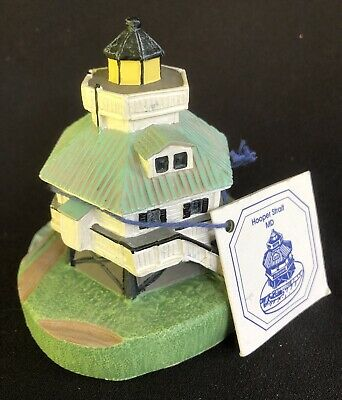 USA LIGHTHOUSE  HOOPER STRAIT MD  7 INCHES TALL  NEW BOX  #1016