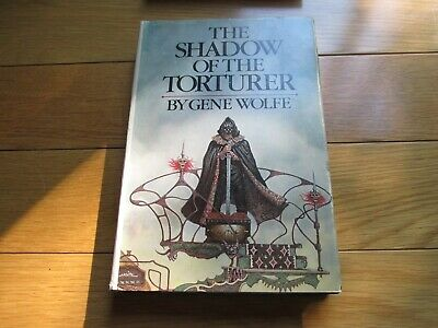 The Shadow of the Torturer-Gene Wolfe Hardcover Excellent Condition! COOL!