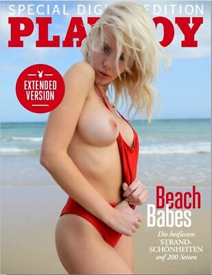 Playboy Germany Special Edition - Beach Babes 2019 ElectronicPDF magazine