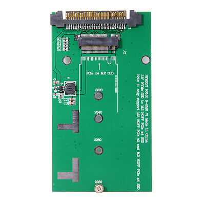 M.2 PCIe SSD Adapter for Mainboard Replace 750 p3600 p3700 to SFF-8639 NVME U.2