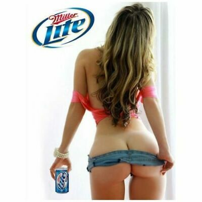 "Fridge Magnet Mini Poster Sexy Girl Light Beer 2.5"" x 3.5"" Collectible #04"