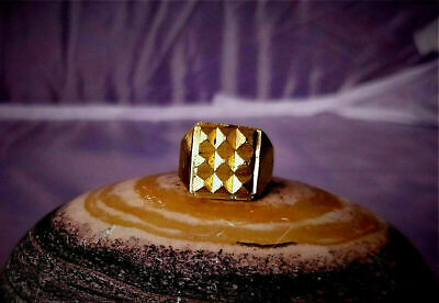 Billionaire Maker Real Magic Occult Ring 7300 Wealthly Lottery MoneyRing **
