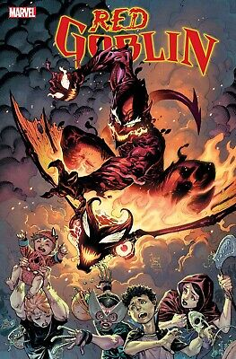 Red Goblin Red Death #1 Marvel Comics   10/30  Free Shipping Read Details