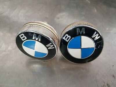 BMW Z4 E85 E86 Clear Side Indicators Repeaters Pair