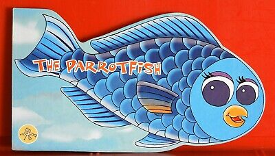 BNWT Book: THE PARROTFISH by GOFISH