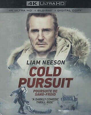 Cold Pursuit (4K Ultra Hd/Bluray)(2 Disc Set)(Used)