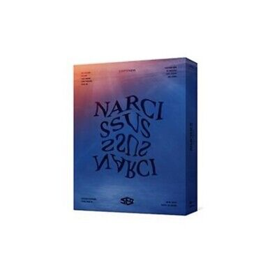 SF9 [Narcissus] 6th Mini Album EMPTINESS VER CD+Booklet+2 Card+F.Poster K-POP