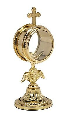 Monstrance Angel Monstrance with Luna YC944